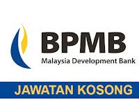 Jawatan Kosong di Bank Pembangunan Malaysia Berhad