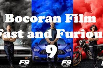 Bocoran Fast and Furious 9, Tampilkan Adu Balap Liar yang Menghebohkan