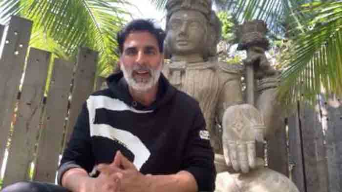 New Delhi, News, National, Actor, Cinema, Entertainment, Akshay Kumar Donates For Ram Mandir Building In Ayodhya And Urges People To Join Him