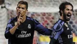 Video Gol Atletico Madrid vs Real Madrid 2-1 Semifinal Liga Champions