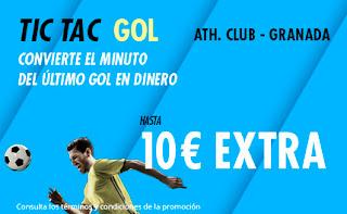 suertia promocion copa Athletic vs Granada 11 febrero 2020