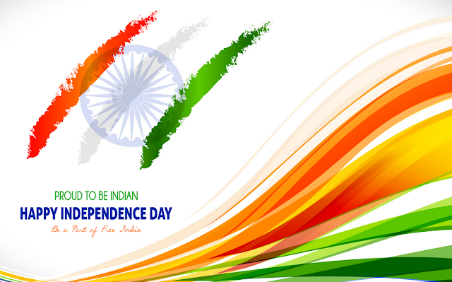 Happy Independence Day 2017 fb status in Hindi English