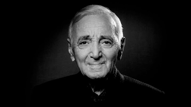 Charles Aznavour music - Charles Aznavour music video 2020