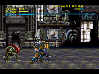 Alien vs. Predator (Br) [ SNES ]