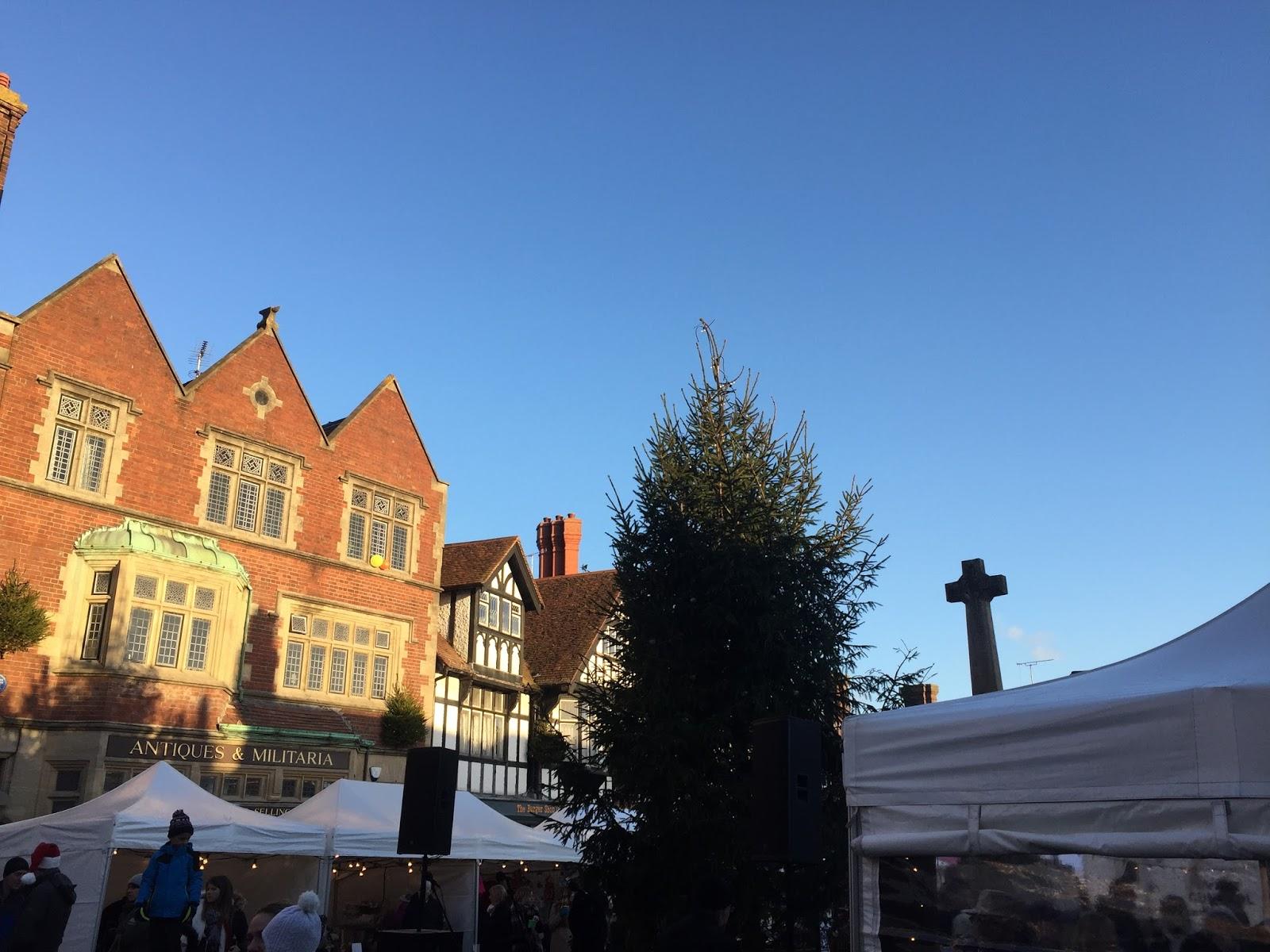 Arundel Christmas Market 2016