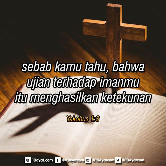Yakobus 1:3