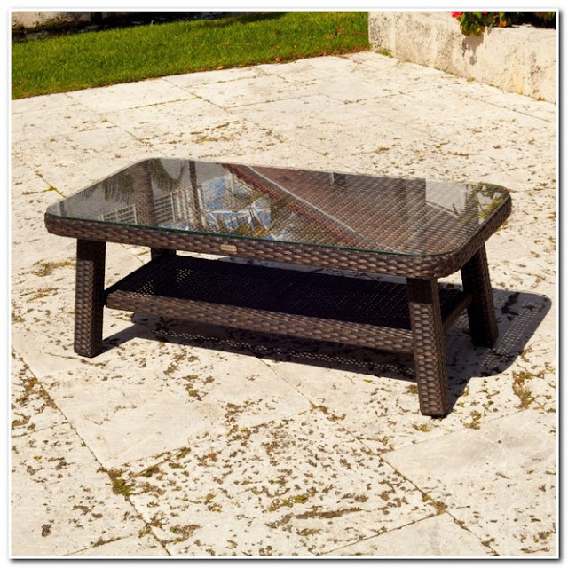 Pier One Furniture Coffee Table