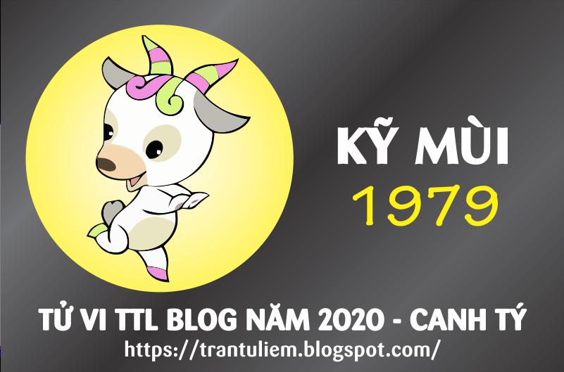 TỬ VI TUỔI Kỷ MÙI 1979 NĂM 2020 ( Canh Tý )