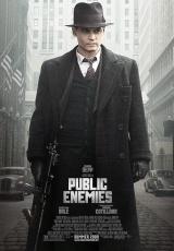 """Carátula del DVD: """"Enemigos públicos"""""""