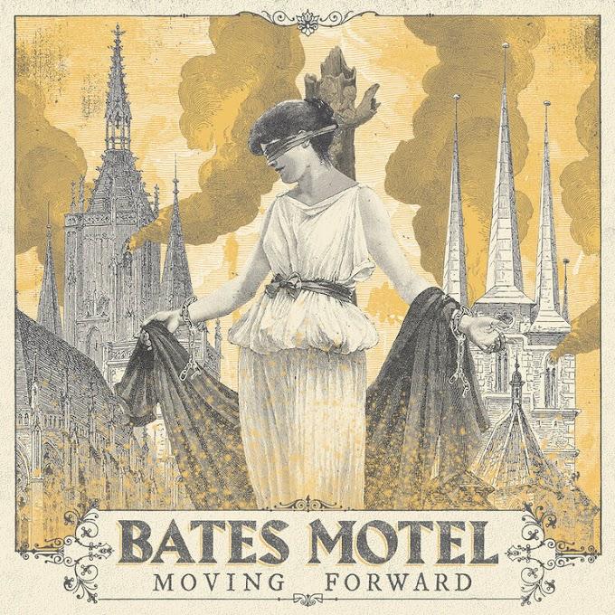 "Bates Motel stream new EP ""Moving Forward"""
