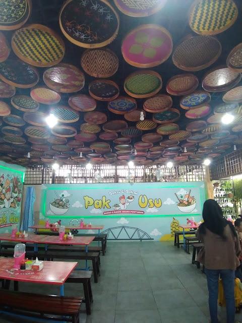 Mie Sagu, Kuliner Khas Pontianak yang Tak Boleh Dilewatkan