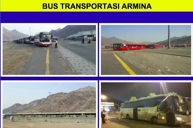 Ini Rute Bus Shalawat, Masair dan Antarkota Selama Musim Haji 2016, Jamaah Haji Harus Catat!
