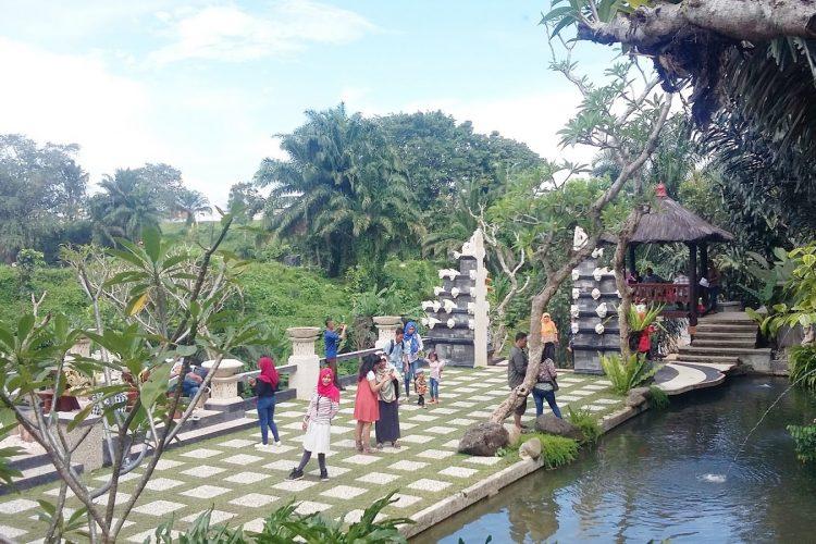 T Garden Medan, Wisata Sumut dengan Kearifan Bali