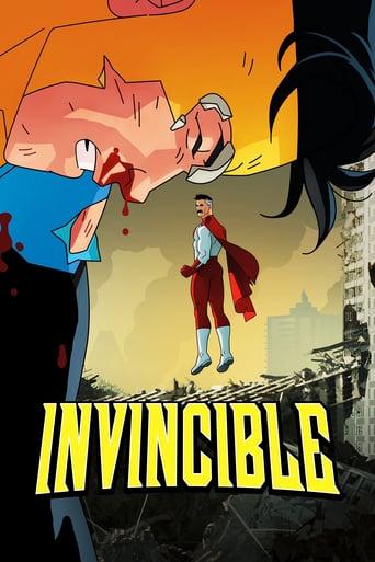 Baixar Invincible 1ª Temporada Completa