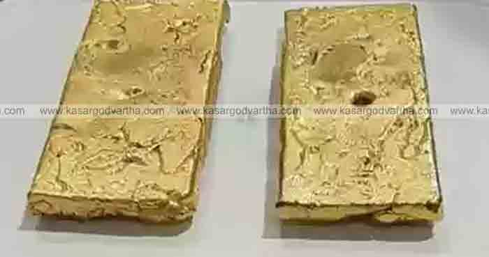 Malayalees arrested with gold worth Rs 1.09 crore