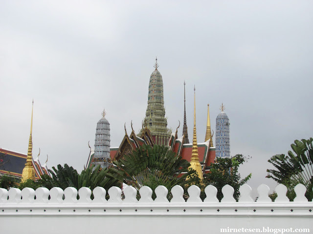 Большой Дворец в Бангкоке - стоит ли идти?