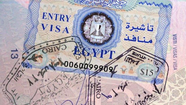 Xin Visa Đi Ai Cập