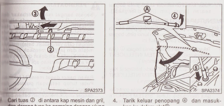 Buku Panduan Nissan Grand Livina 1.8 XV: KAP MESIN NISSAN