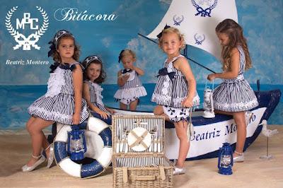 Descubre la nueva tendencia en moda de vestidos para niñas de estilo marinero