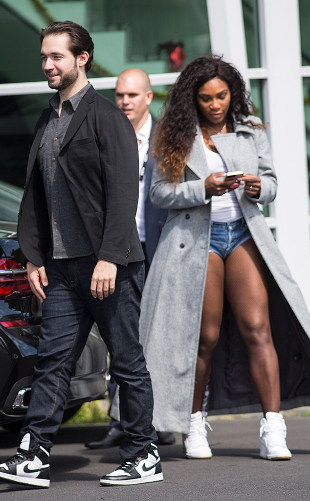 serena williams engagement ring