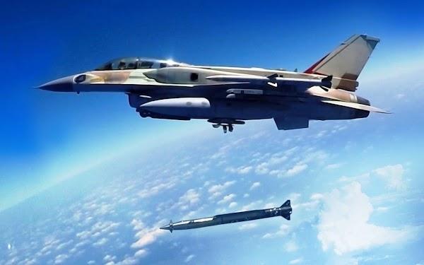 Israel Persiapan Dana Pembiayaan Serang Iran dari Udara