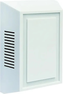 IQ America DW-2402 Wired Door Chime Cover