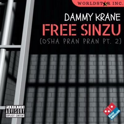 Dammy Krane – Free Sinzu [New Song] - www.mp3made.com.ng
