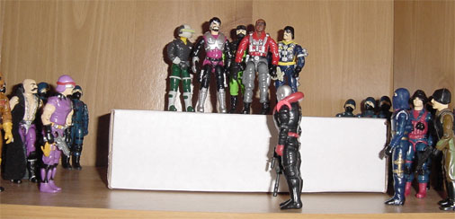 Cobra Flying Scorpion, Escorpiao Voador, Patrulha Do Ar, Sky Patrol, Brazil, Estrela, Destro, Metal Head, Decimator, Sea Slug, Cobra Trooper, Major Bludd