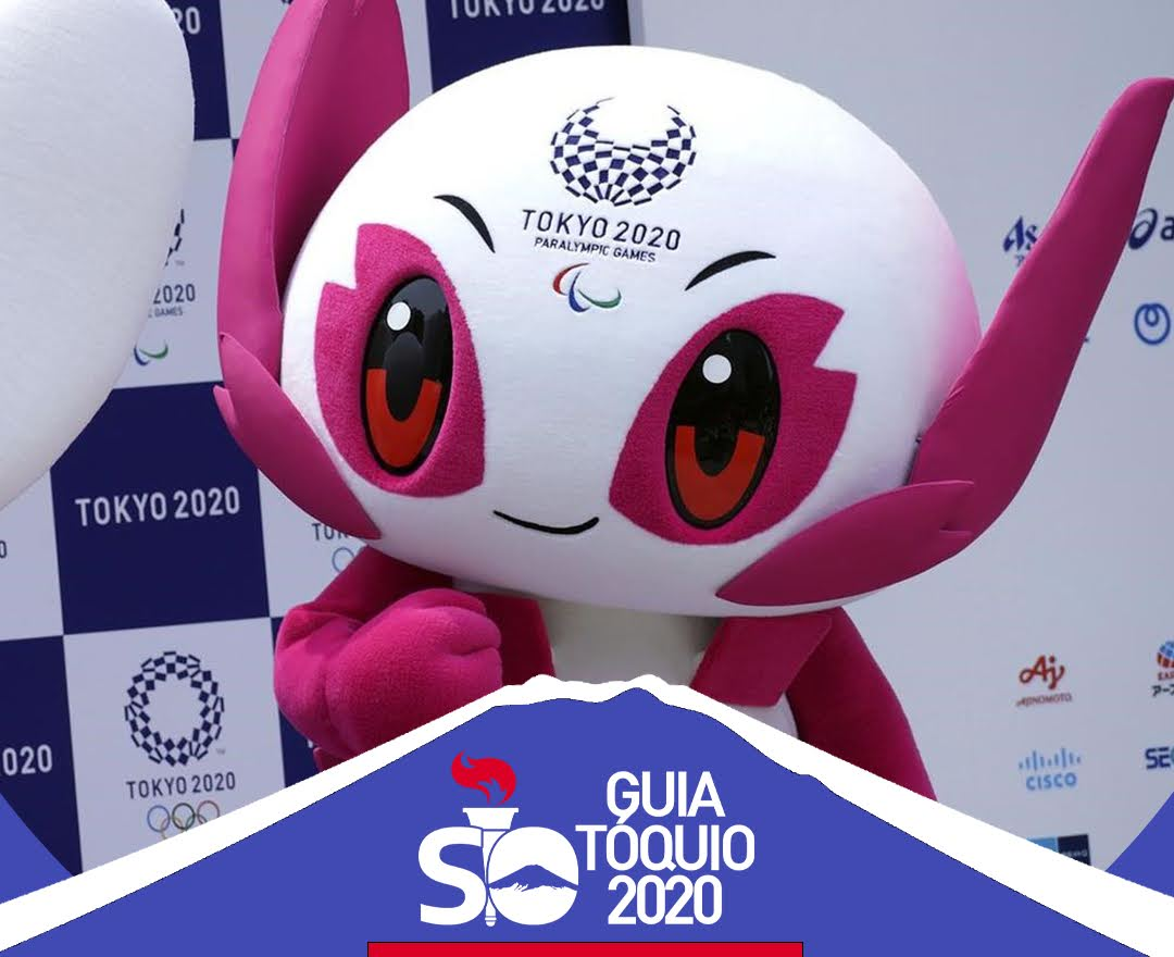 Atletas brasileiros nas Paralimpíadas de Tóquio