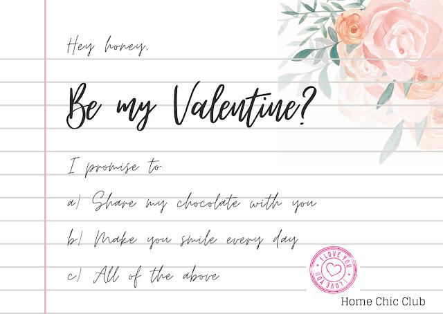 Free Valentine`s Day Card