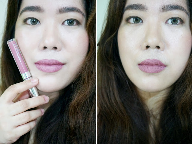 ColourPop Ultra Satin Liquid Lipstick in Dopey