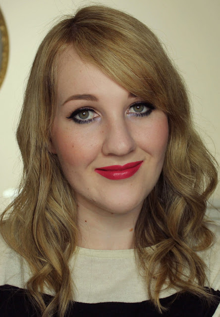 Wet n Wild Megalast Lipcolor - Smokin' Hot Pink Swatches & Review