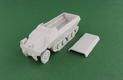 Type 1 Ho-Ha Half-track picture 2