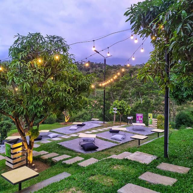 Lokasi dan Harga Menu Desa Jongkon Cafe & Resto Sentul Bogor