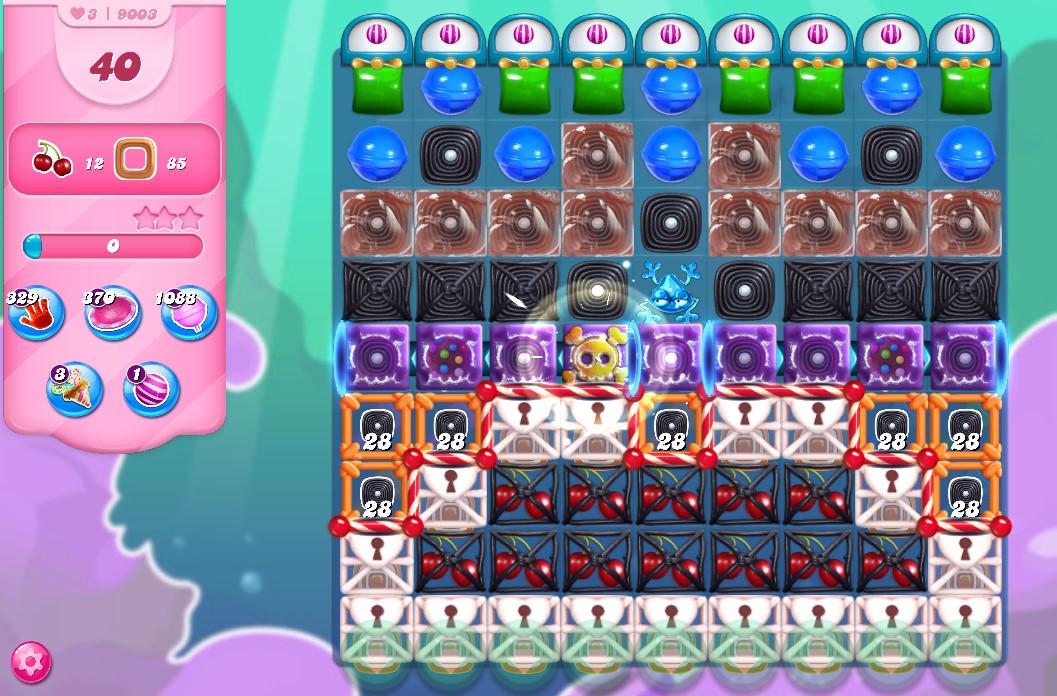 Candy Crush Saga level 9003