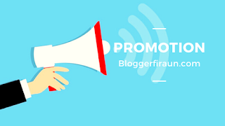 Promosikan artikel blog ditempat yang tepas