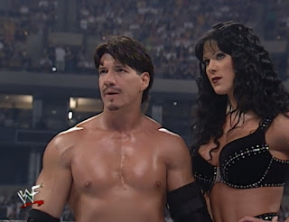 WWE / WWF King of the Ring 2000 -  Eddie Guerrero and Chyna