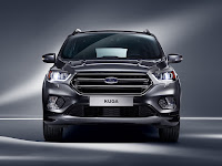 New Ford Kuga SUV