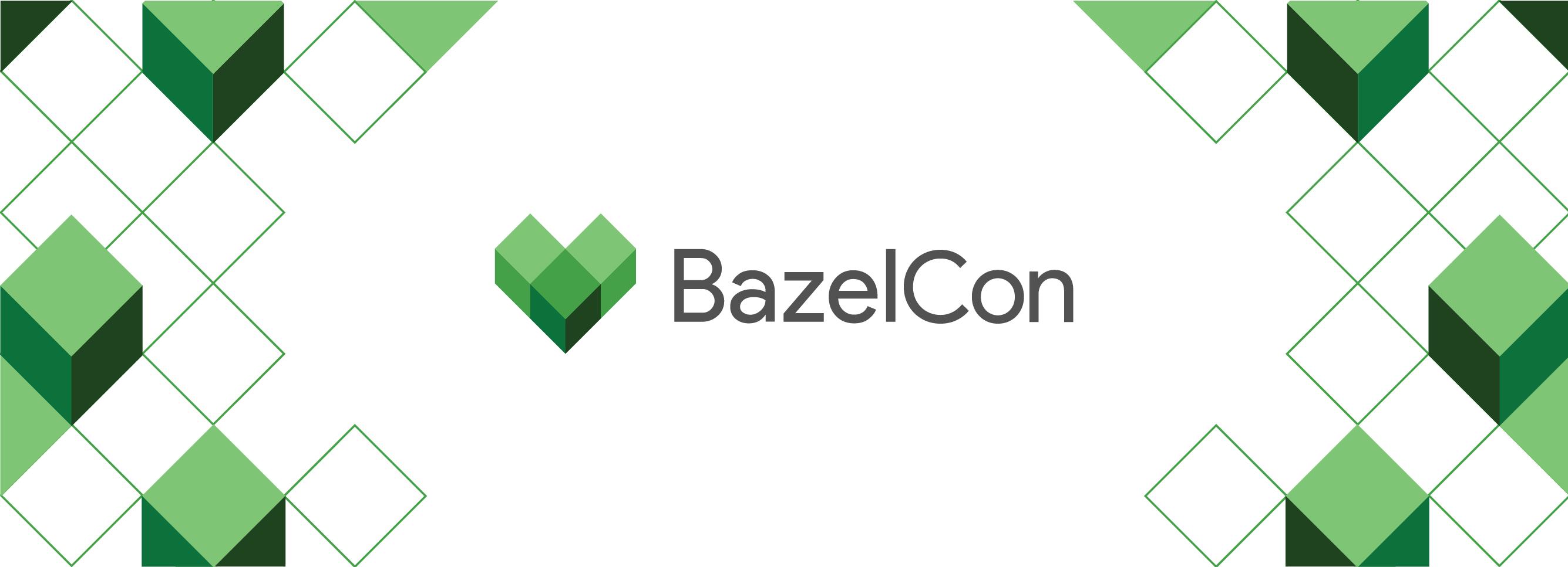 BazelCon logo image