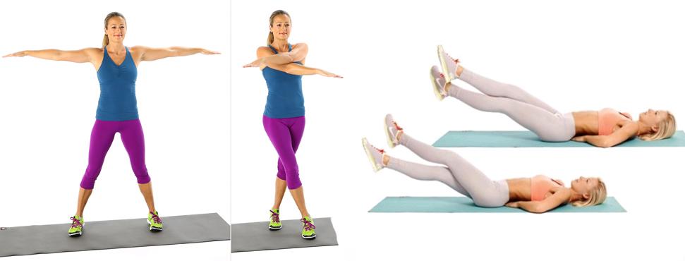 Najskuteczniejsze ćwiczenia na wewnętrzną stronę ud: wymodelują i wysmuklą nogi