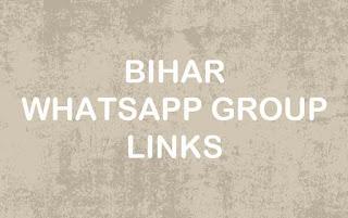 Bihar WhatsApp Group Link