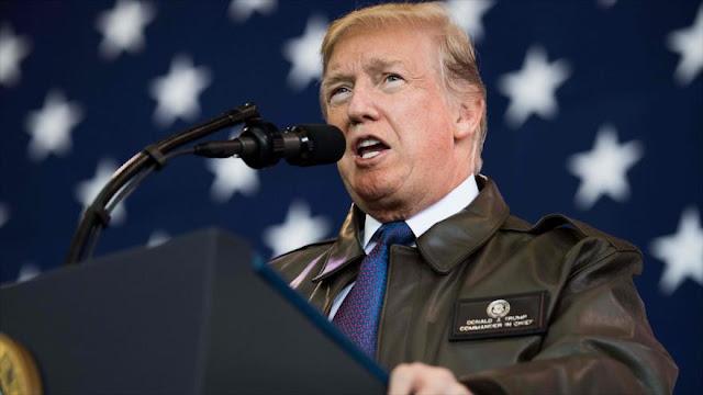 Trump en Japón: Ningún dictador debería subestimar a EEUU