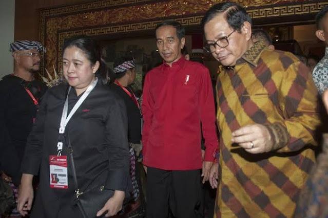 Nama Pramono Anung dan Marzuki Ali Disebut di Sidang Kasus Suap Nurhadi