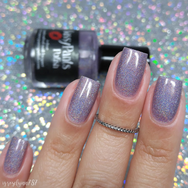 Sassy Pants Polish - Lavender Meadows