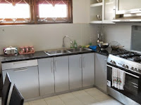 furniture interior semarang - kitchen set minibar 10
