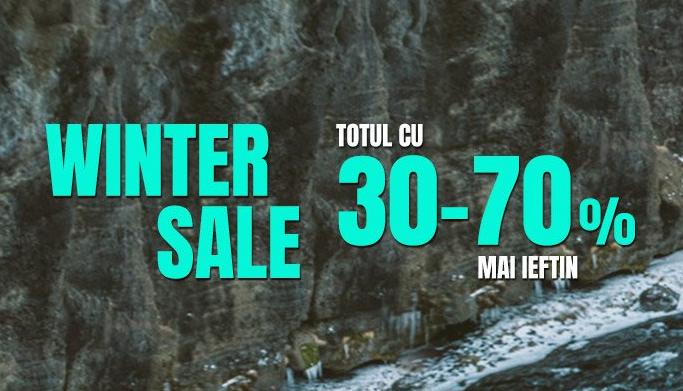 WINTER SALE totul cu 30-70% mai ieftin pe answear.ro