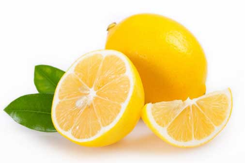 Lemon -How To Get Rid Of Back Acne Scars