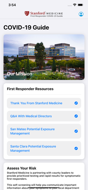 蘋果與史丹佛大學合作開發「COVID-19指南」:方便醫護人員檢測病毒