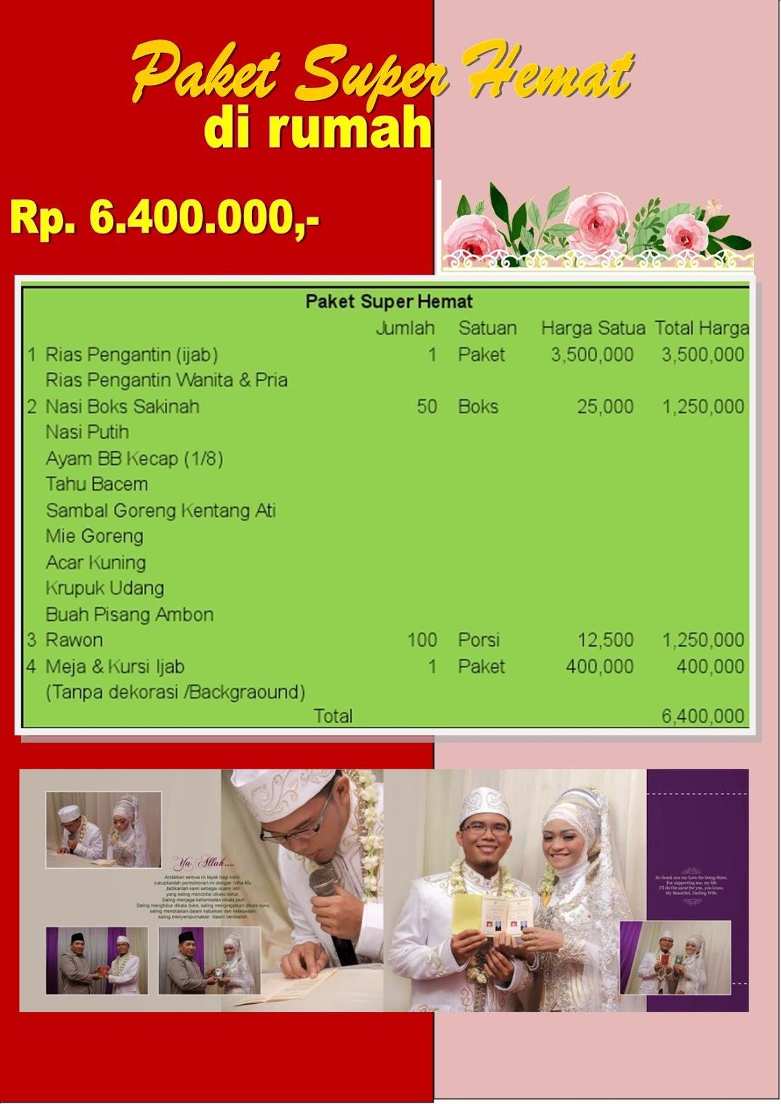 Paket Pernikahan Temanggung Paket Wedding Temanggung Paket Pernikahan Syar I Temanggung Paket Pernikahan Super Murah Temanggung