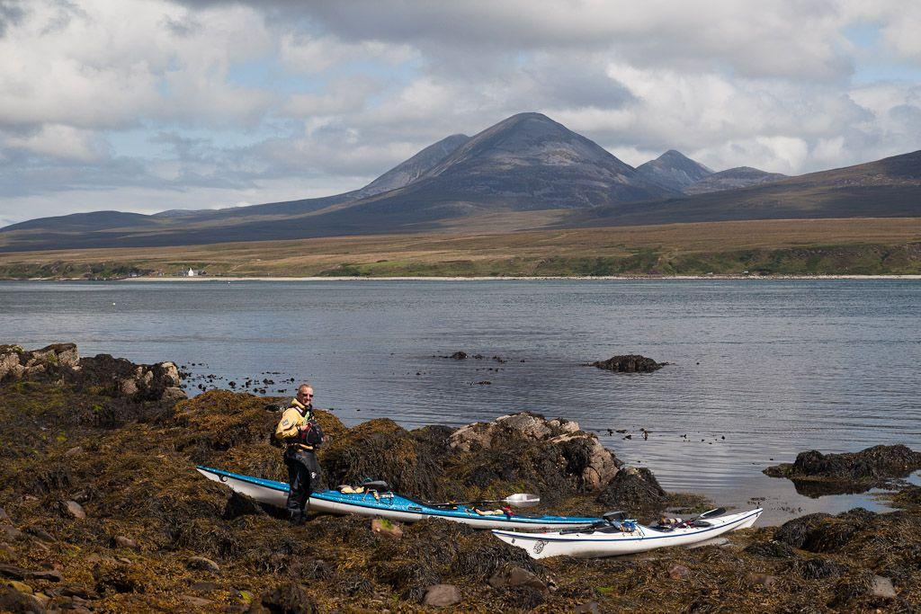 Sea kayaking with seakayakphoto.com: Some revealing photos!